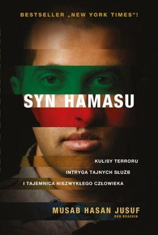 Syn Hamasu - kulisy terroru, intrygi tajnych służb / oferta z opisem