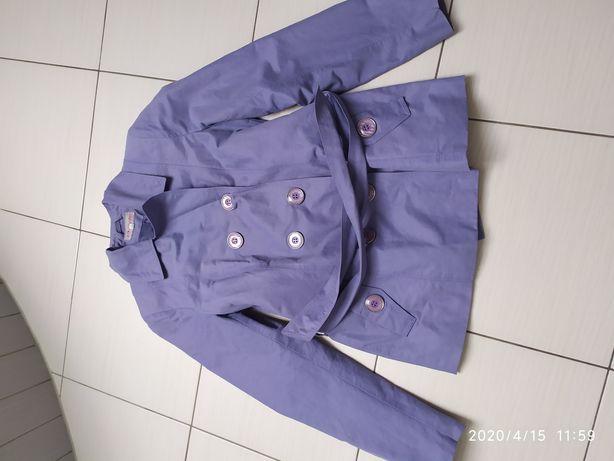 Płaszcz trencz 38