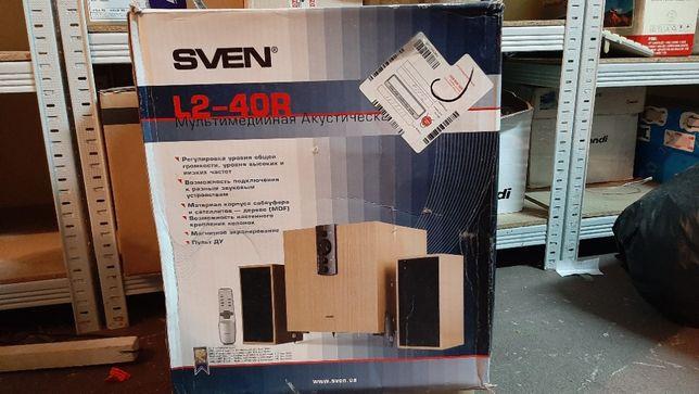 Акустическая система\ колонки SVEN L2-40R