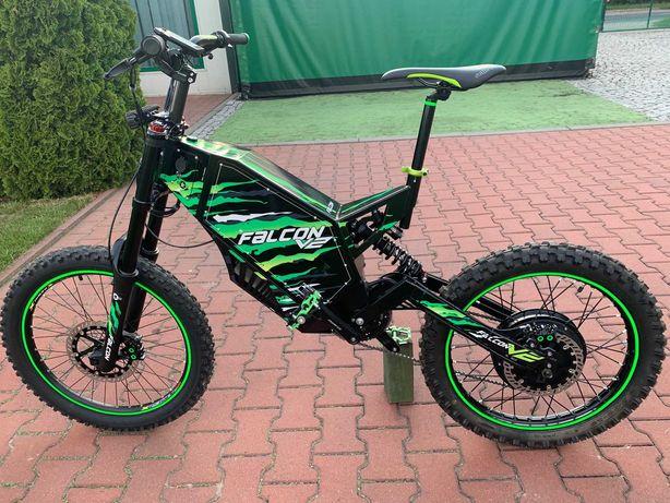 Rower elektryczny Falcon v2 12600W Nowy.