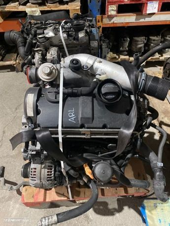 Motor VW 1.9tdi pd150 ARL