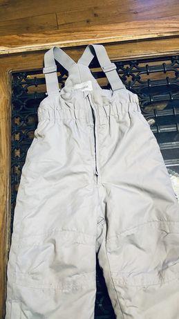 Spodnie ocieplane coolclub na zimę rozmiar 98 polecam