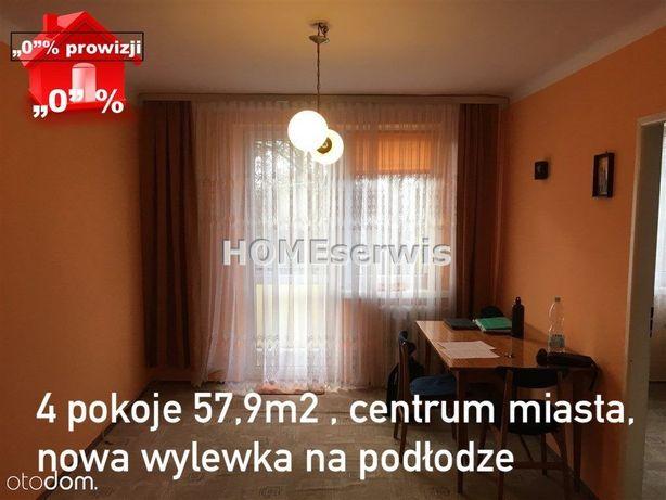 Homeserwis. Mieszkanie 58 m2 sprzedaż ul.Polna