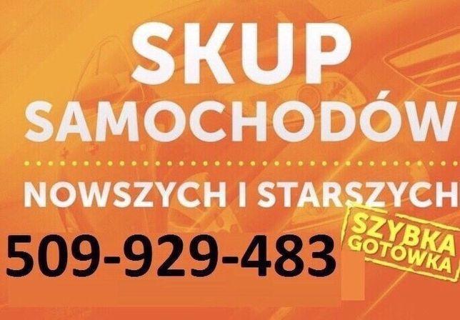 SKUP AUT OD 500-50.000 zł Każde Auto Skup Samochodów osobowych gotowka