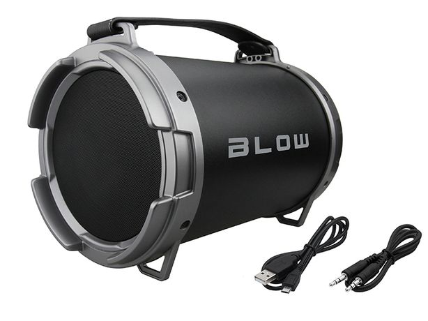 Głośnik bluetooth BAZOOKA BT2500 USB SD MP3 Radio FM