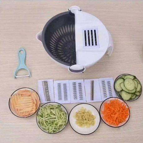 Мультислайсер овочерізка терка-овочерізка для кухні та дому