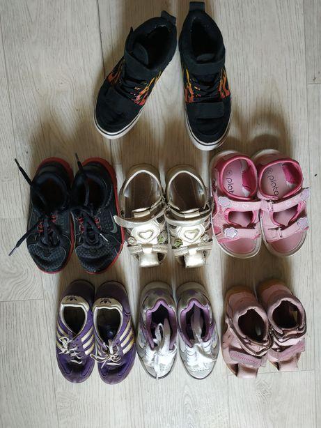 Слипоны,кроссовки,босоножки,детская обувь