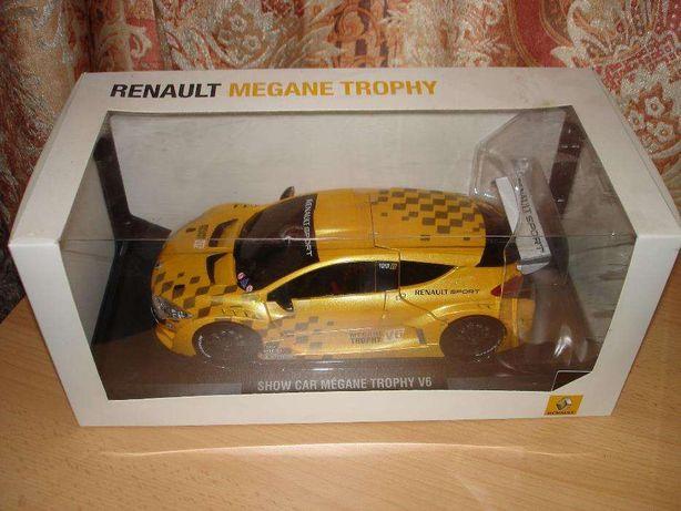 Модель автомобиля Renault Megane Trophy