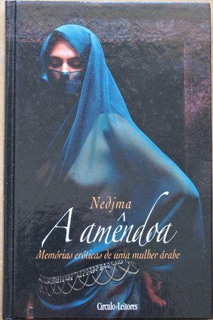 Livro - Nedjima, Memórias Eróticas de uma mulher Árabe