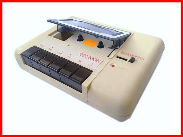 Magnetofon Comodore C64 sprawny 100% TurboCorder Data Recorder