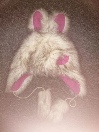 Czapka zająca, królika