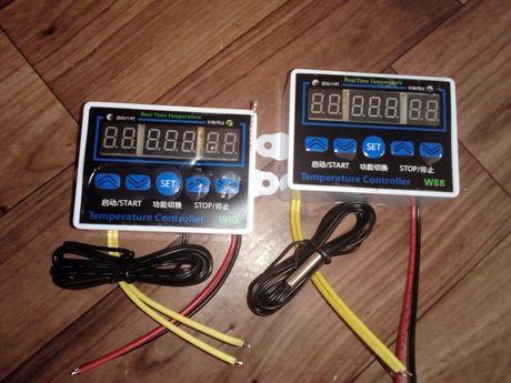 Терморегулятор на 220 вольт 800 Вт
