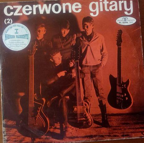 Płyta winylowa Czerwone gitary (2)