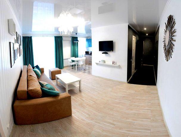 Новая 3-х комнатная квартира в центре города!!!