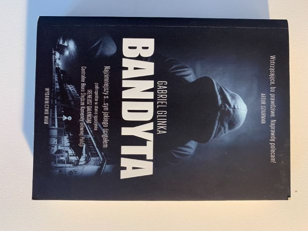 """""""Bandyta"""" Gabriel Glinka"""