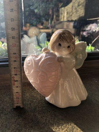 Carmani 12 cm figurka aniołek