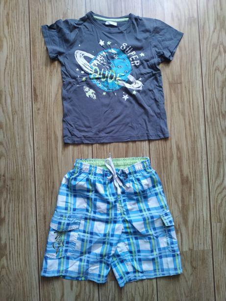 Ubranka dla chłopca rozm. 122