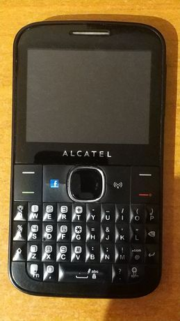 ALCATEL ONE TOUCH OT 815D - DualSIM, qwerty, hotspot WiFi