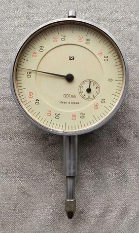 Czujnik zegarowy radziecki rok 1985