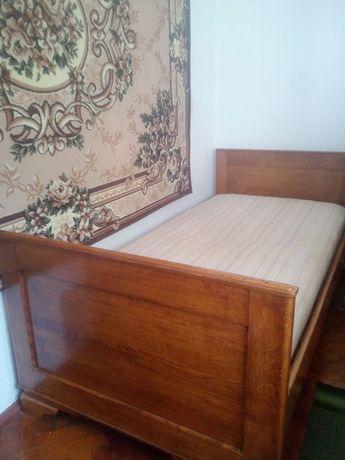 Ліжко дубове