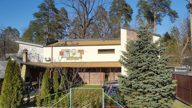 Дизайнерский дом 120м2 в курорте Киева Пуща Водица