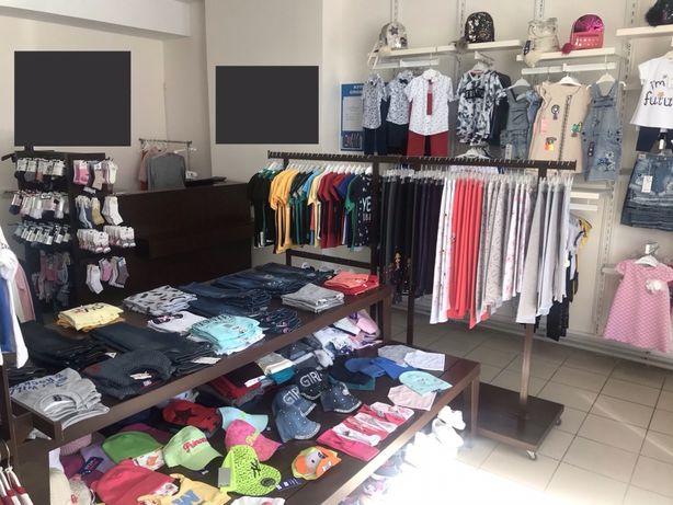Продам готовый бизнесс (магазин детской одежды)