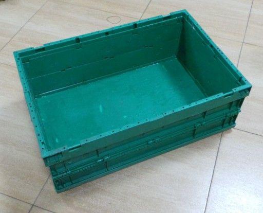 Skrzynka plastikowa SKŁADANA POJEMNIK 59x39x20