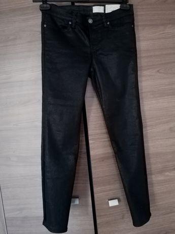Firmowe spodnie allsaints r S