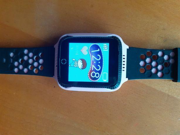Nowy/Stylowy Smartwach Q528/zegarek.