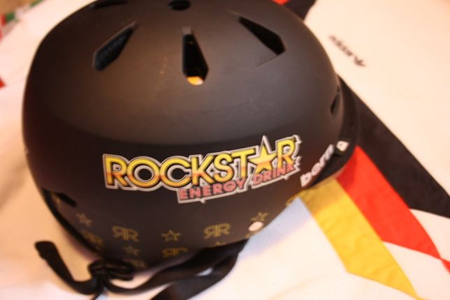 Super kask MACON ROCKSTAR Rozmiar XL