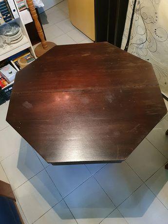 Mesa de jantar Vintage c/ cadeiras
