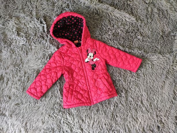 Куртка деми Микки mickey Minnie Mouse Disney 2-3 года как Zara George