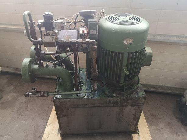 Ahregat hydrauliczny 11KW