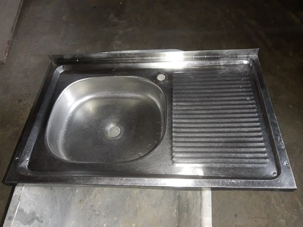 Мойка кухонная из нержавейки/ мийка кухонна