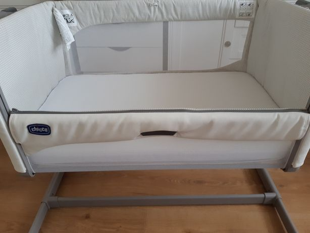 Chicco Next 2 me кроватка