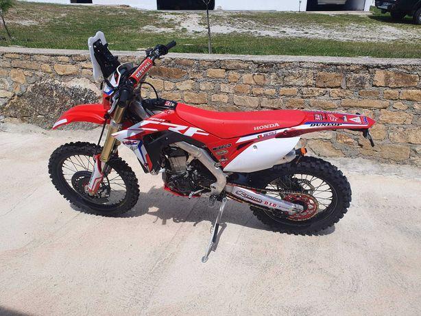 Honda CRF 450 kit hm