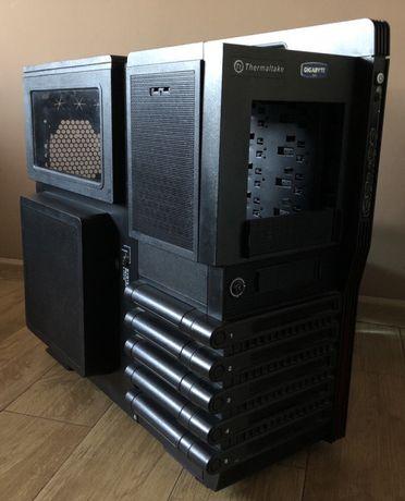 obudowa komputerowa Thermaltake Level 10 GT + chłodzenie wodne