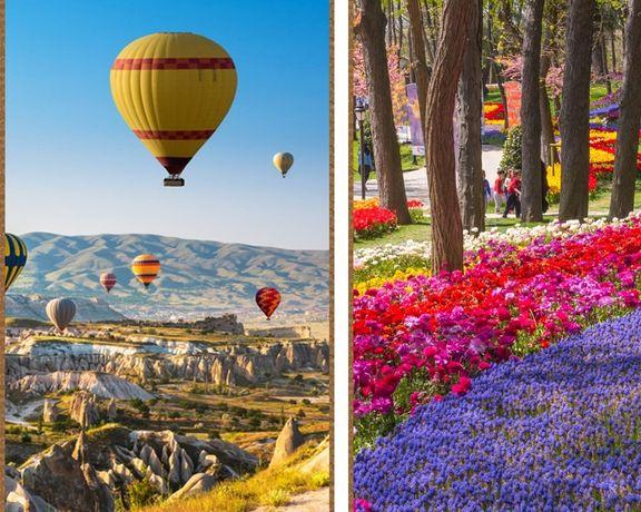 Авторский Тур Памуккале+Ликийская тропа, Каппадокия + Стамбул