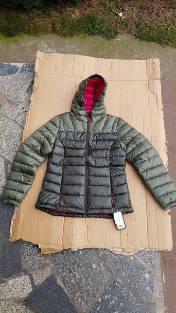 Damska kurtka puchowa Icepeak zimowa r 42. NOWA