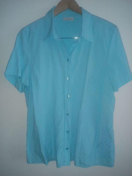 Bluzka letnia,koszula damska C&A,rozm.50/52,jak nowa.