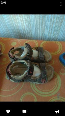 Босоножки, сандалии, летняя обувь мальчику р 28