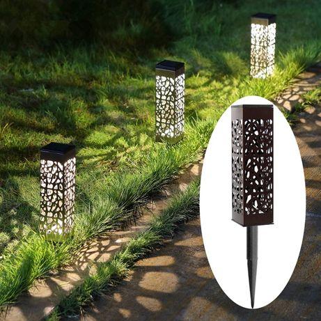 Lampa SOLARNA Lampka OGRODOWA LED nowoczesny styl