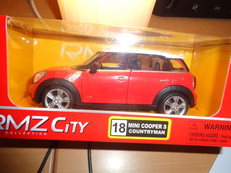Miniatura Mini Cooper S Coutryman Oferta Envio