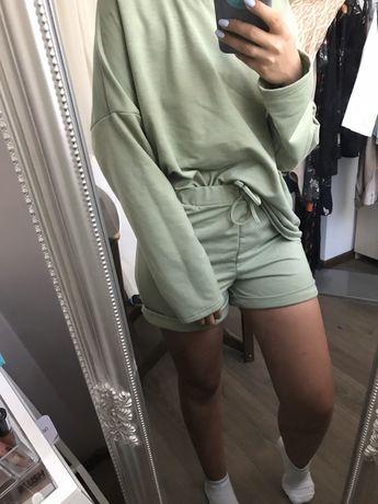 Костюм шорты + свитшот