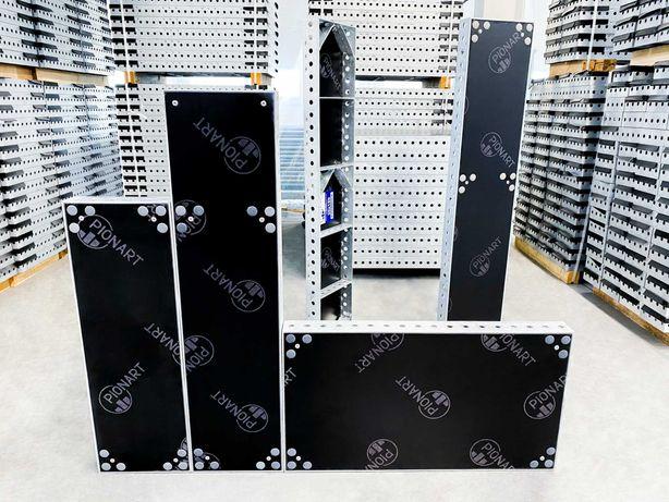 Szalunki ścienne PionBox 200m2 (kompatybilne z Tekko) - PRODUCENT NOWE