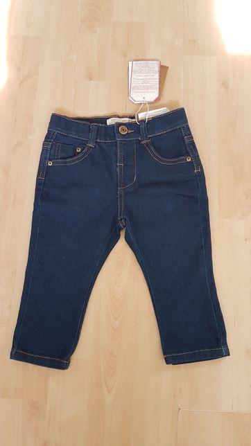 Spodnie Jeansy Zara nowe 74