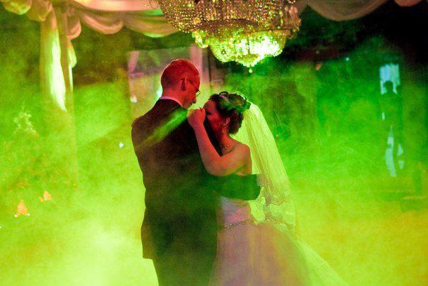 Музика діджей та світломузика на ваше свято! Музыка на свадьбу Дым