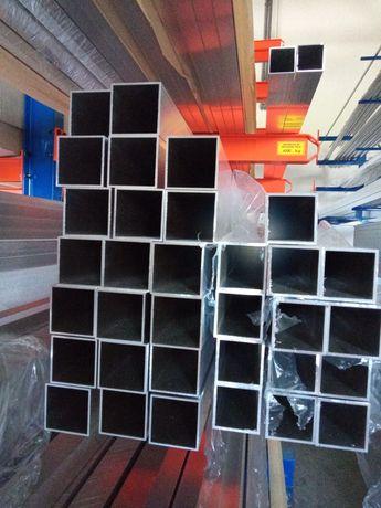 Profil aluminiowy 60x60x2 , ogrodzenie, sztacheta,słupek