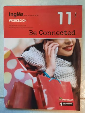 Caderno de atividades Be connected 11°ano