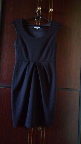 Чёрное школьное платье/шкільне чорне плаття